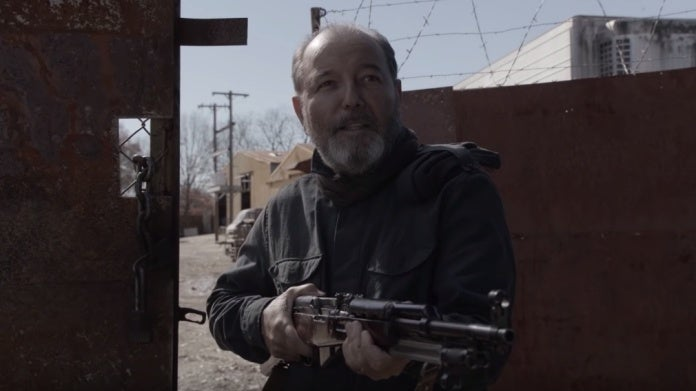 Fear the Walking Dead Daniel Salazar Ruben Blades Season 5