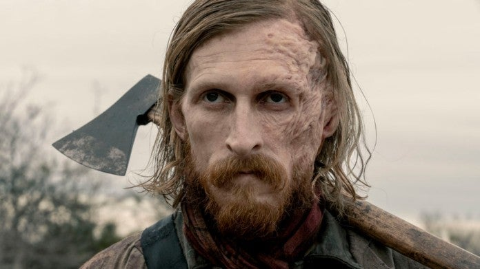 Fear the Walking Dead Dwight