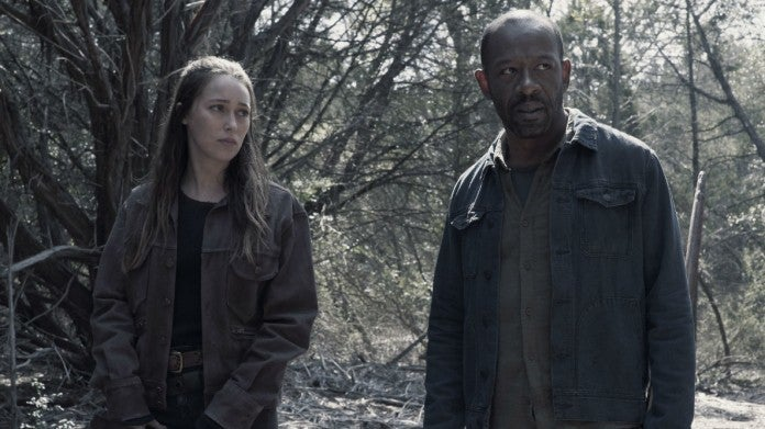Fear the Walking Dead Morgan Alicia