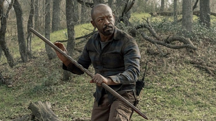 Fear the Walking Dead season 5 Morgan