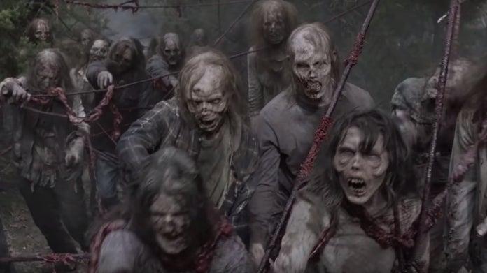 Fear the Walking Dead season 5 walkers