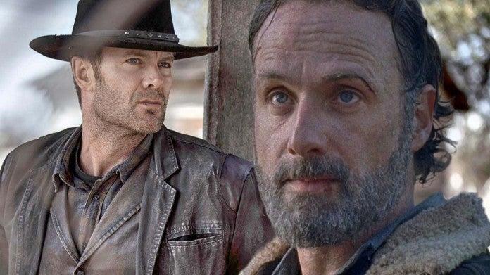 Fear Walking Dead Rick Grimes John Dorie ComicBookcom