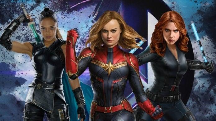 Female Avengers movie Captain Marvel ComicBookcom