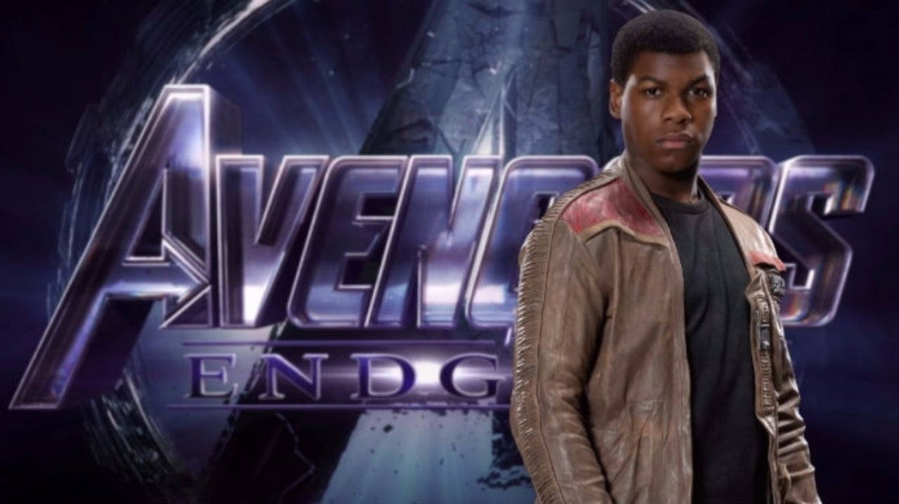 Star Wars' John Boyega is Done Breaking Down the Marvel Cinematic Universe for His Dad