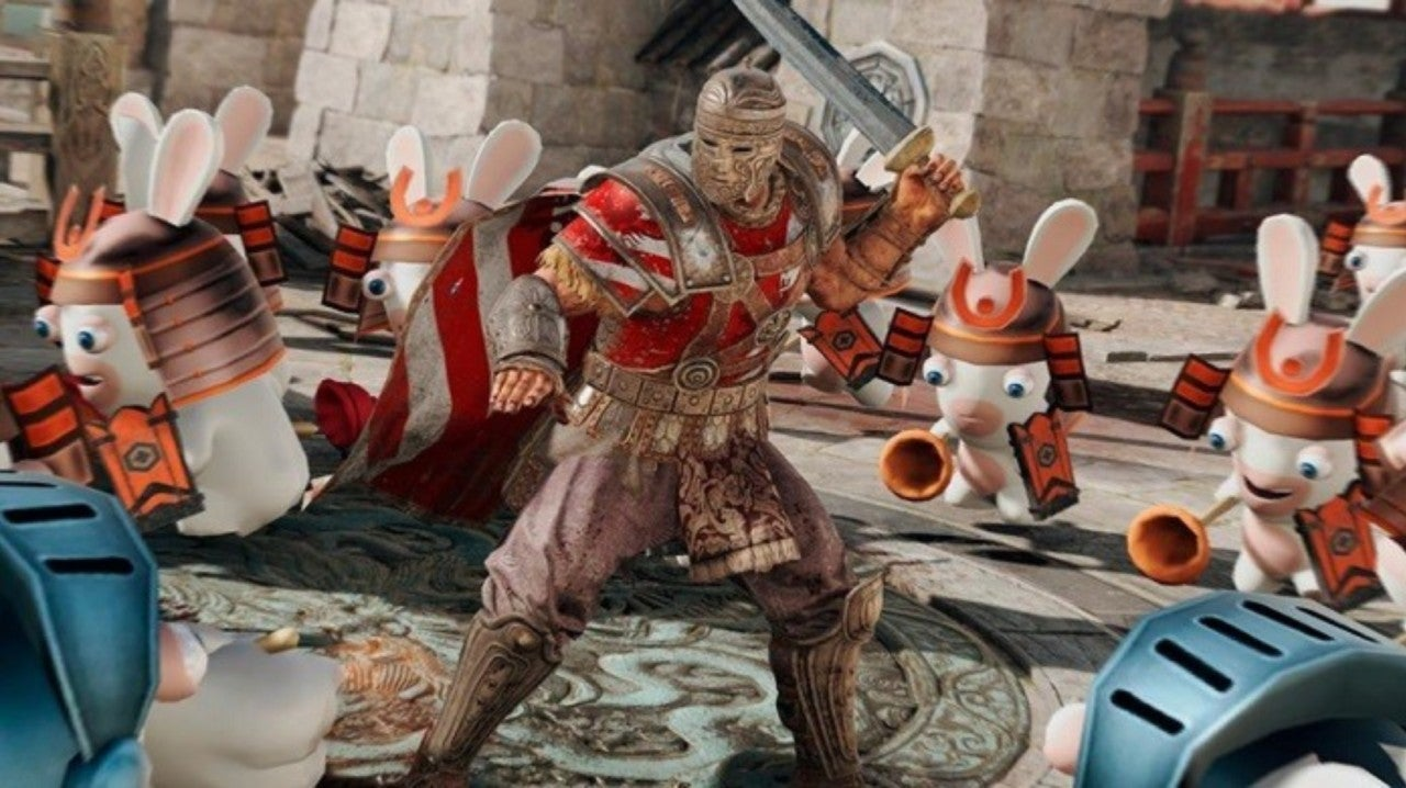 Rabbids Invade 'For Honor' for Limited-Time Event