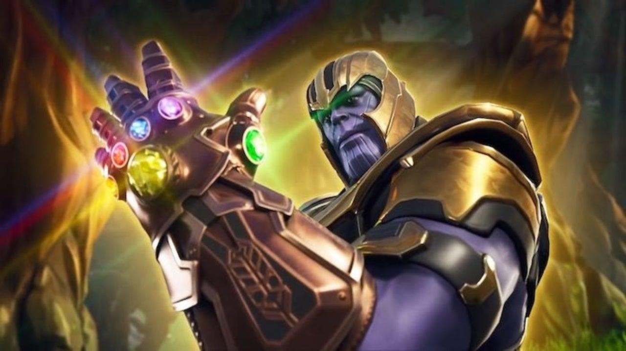 Fortnite Announces Downtime for Avengers: Endgame Update