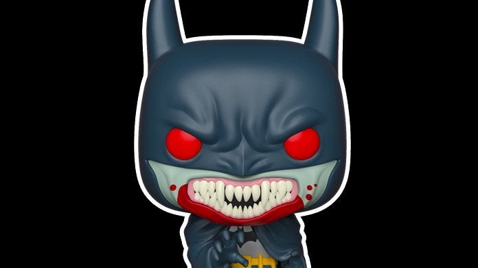 Funko's 'Red Rain' Vampire Batman 80th Anniversary Pop Figure is Live