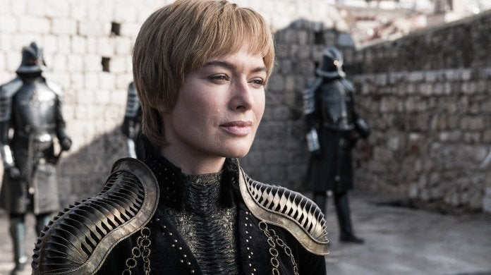 Game of Throneos Cersei Lannister