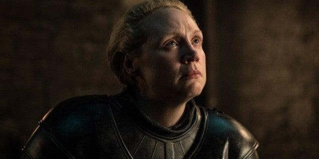 Game of Thrones: Gwendoline Christie Posts Touching Goodbye to Brienne of Tarth