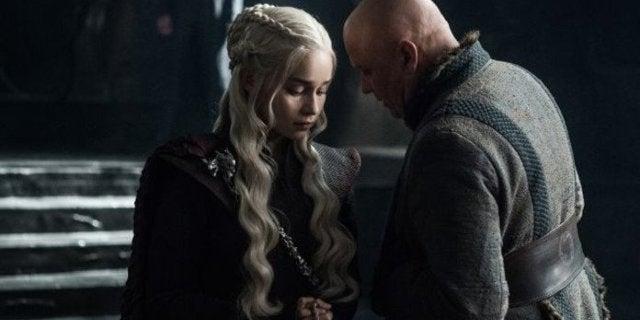 Game of Thrones Danerys Varys
