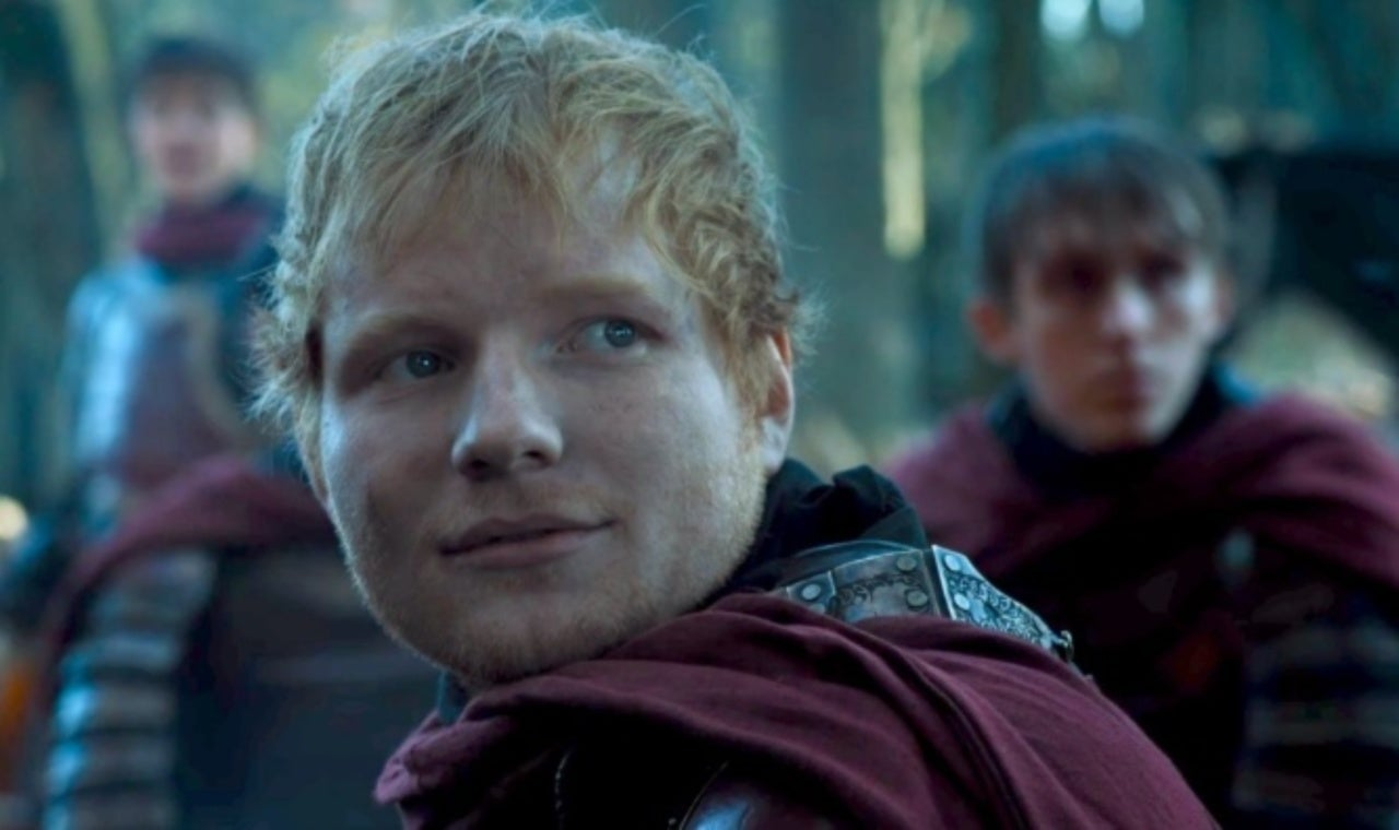 Ed Sheeran Confirms His 'Game Of Thrones' Character Is Still Alive Despite Gruesome Injuries