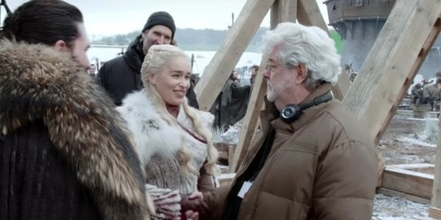 game of thrones george lucas directing