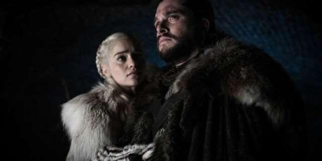 Game of Thrones Jon Dany
