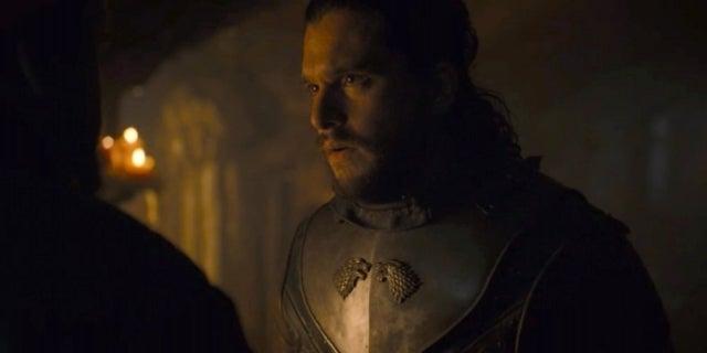 Game of Thrones Jon Snow aunt