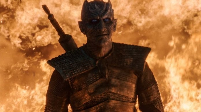 game of thrones night king fire season 8 episode 3