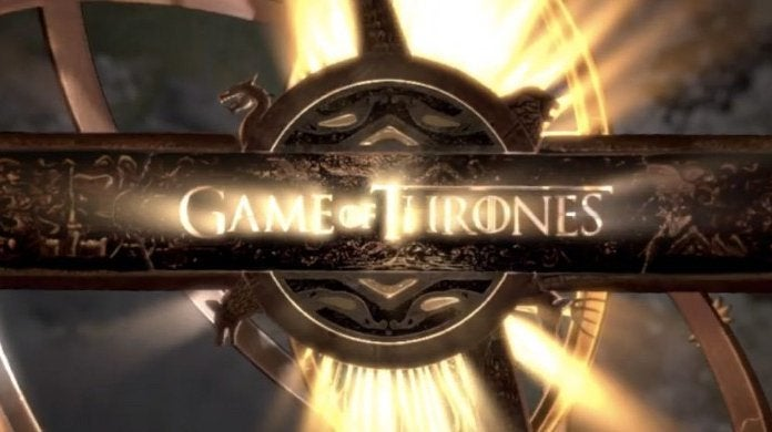 Game of Thrones Opening
