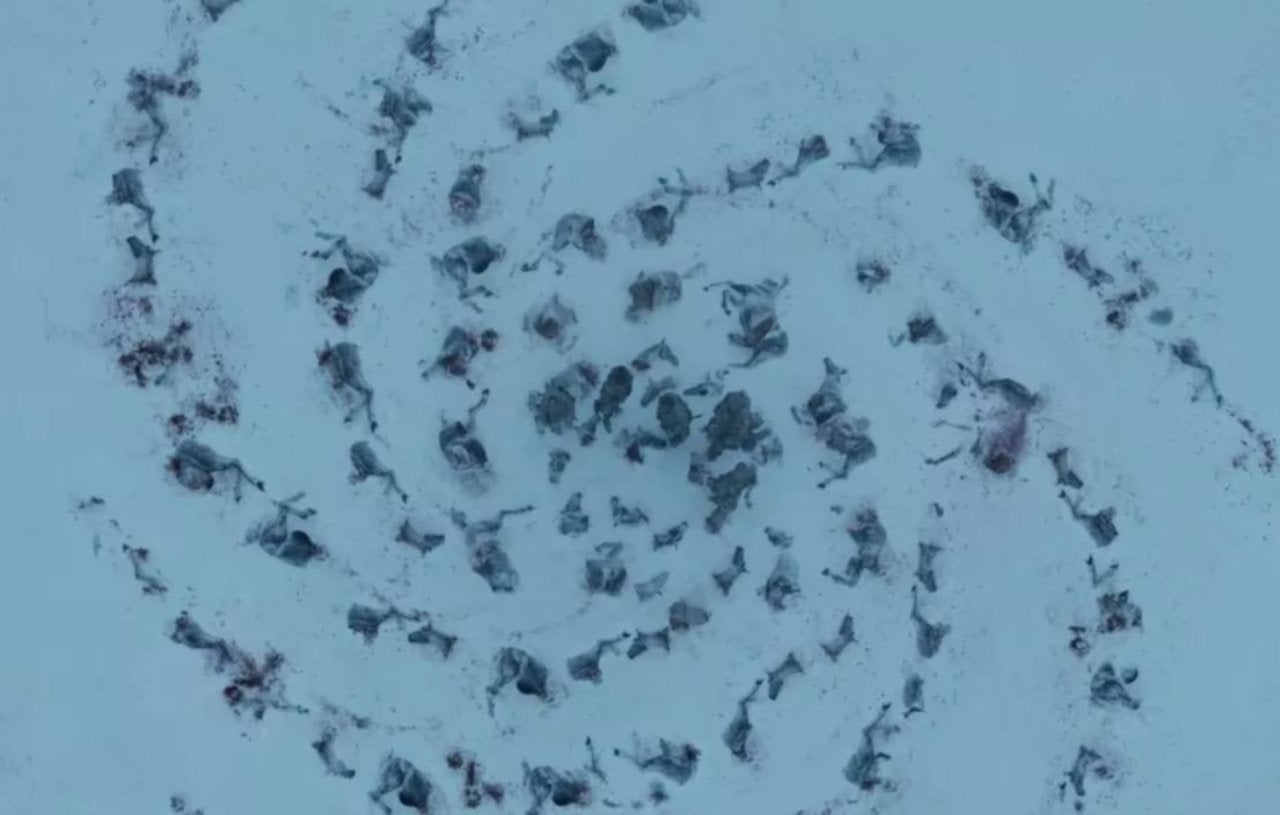 'Game of Thrones' Writer Reveals the Meaning of the White Walkers' Spiral Pattern