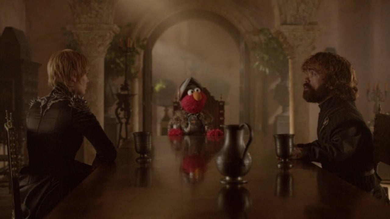 'Sesame Street' Invades 'Game of Thrones' and 'Westworld' in Adorable New Videos