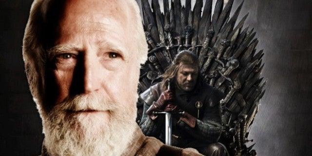 Game of Thrones The Walking Dead Scott Wilson comicbookcom