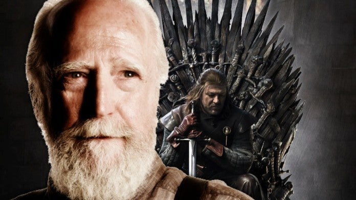 Game of Thrones The Walking Dead Scott Wilson comicbookcom