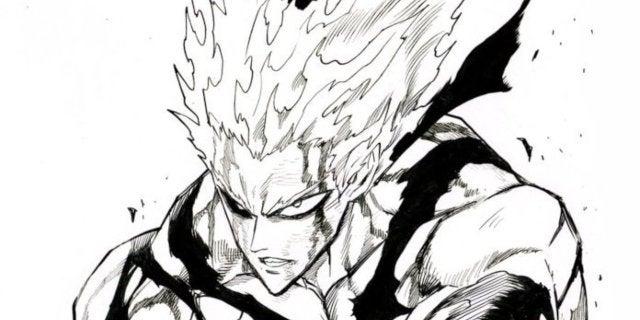 Garou-One-Punch-Man