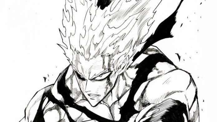 Garou-One-Punch-Man