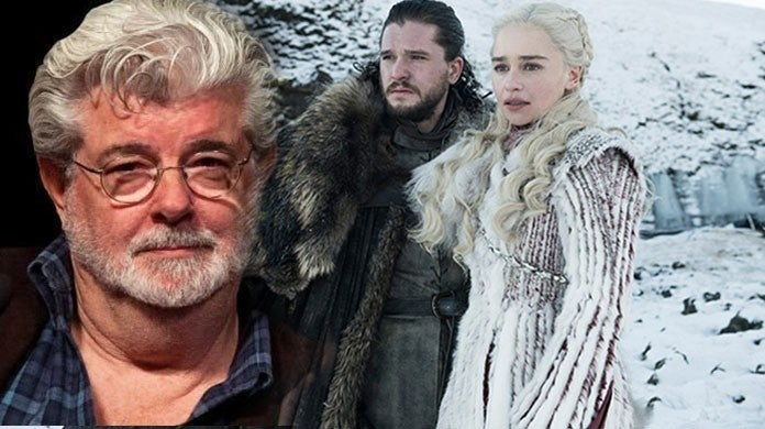 george lucas game of thrones