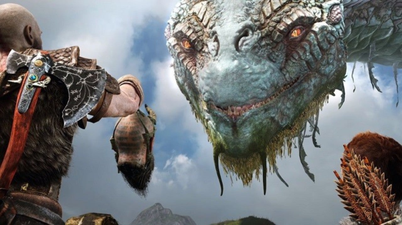 'God of War' Video Shows How the World Serpent's Incredible Voice Was Made