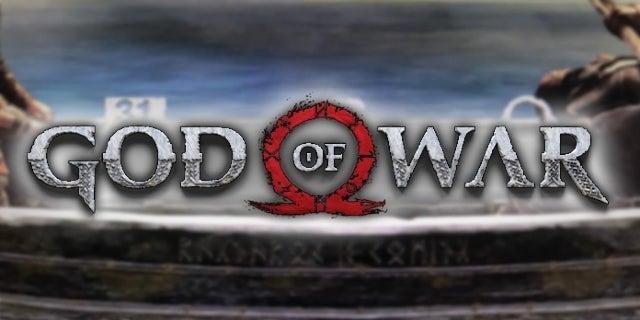 God of War Sequel Tease PS4 Theme