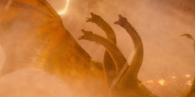 Godzilla: King of the Monsters Clip Reveals How Ghidorah Came to Life