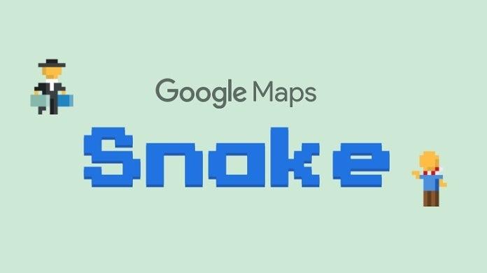 Google Map Snake