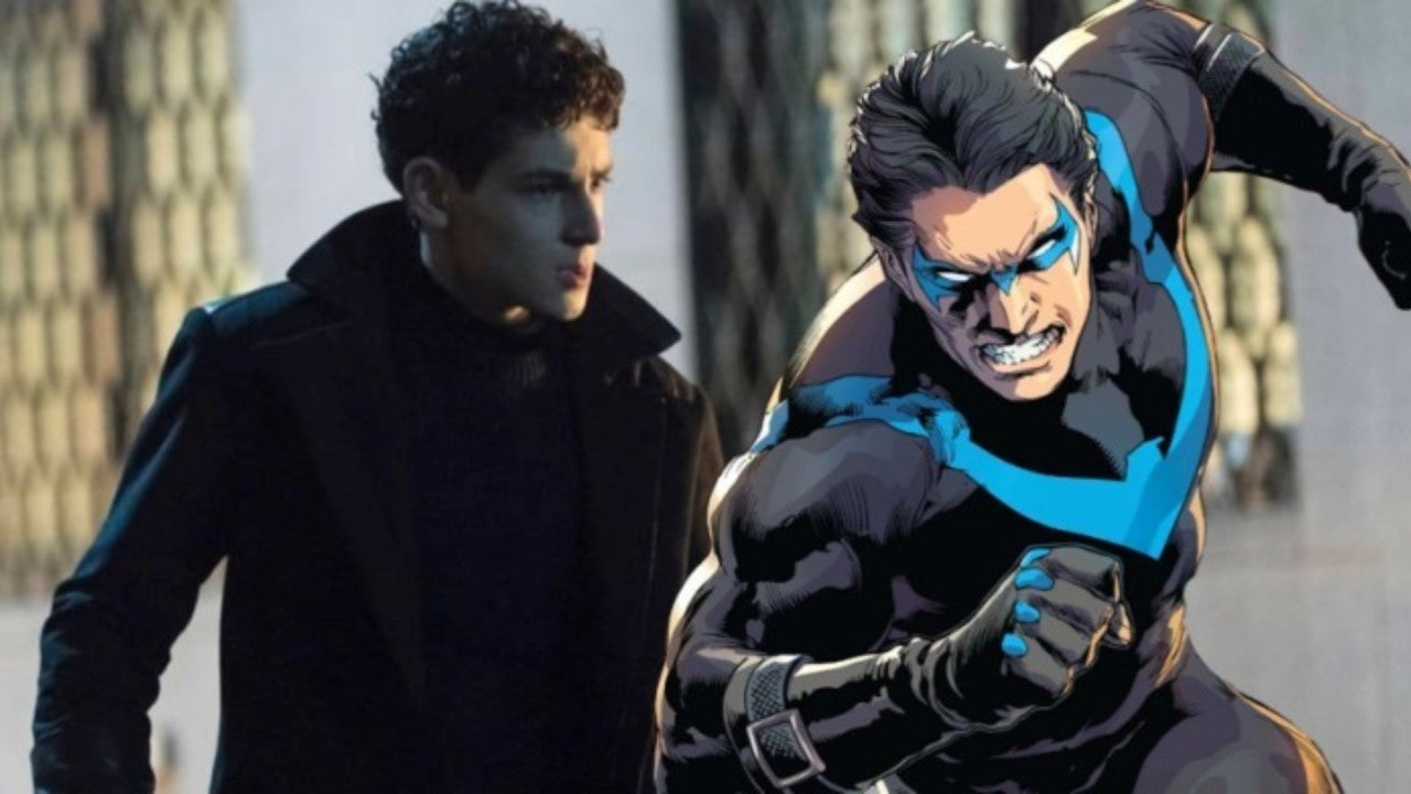 'Gotham' Clip Gives a Nod to Nightwing
