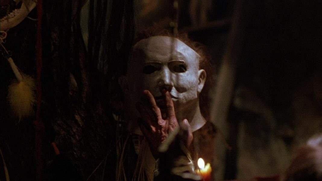 halloween 5 opening scene michael myers