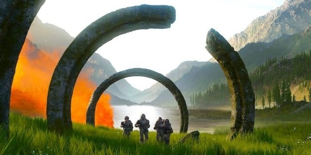 """'Halo Infinite' Will Have """"Big Social Modes"""" And """"Loads of Shenanigans"""""""
