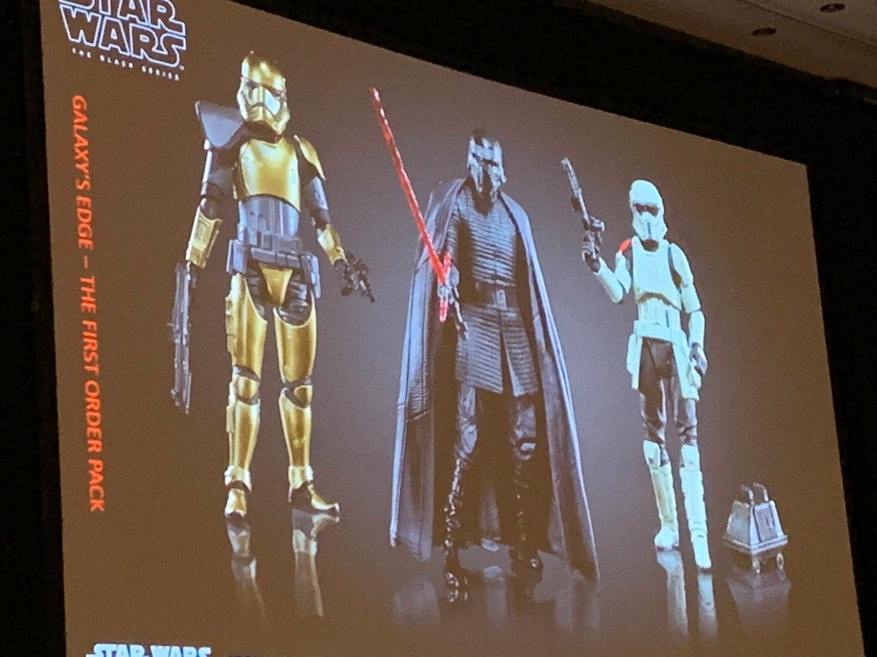 hasbro star wars galaxy's edge first order