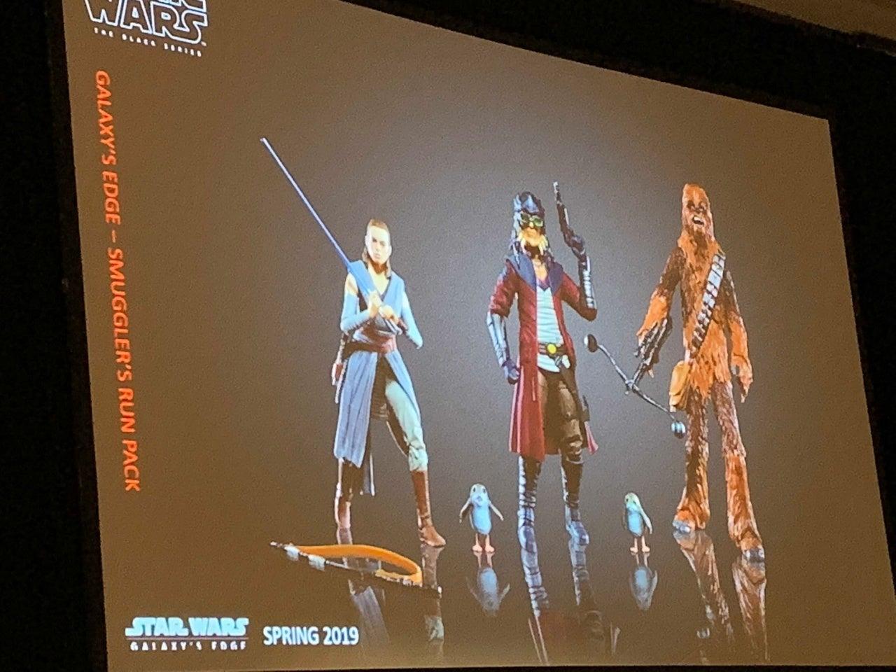 Star Wars Celebration: Hasbro Debuts First Look At Galaxy