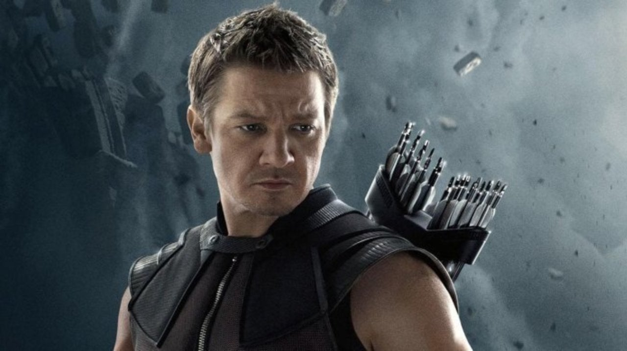 Jeremy Renner Trains For Hawkeye TV Series Like An 8 Year Old
