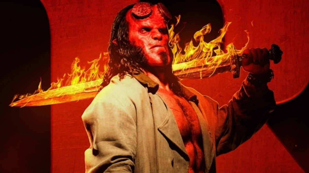 Box Office Flop Hellboy Already Being Released on Amazon Prime Video