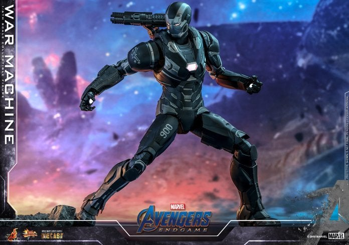 Hot Toys - Avengers 4 - War Machine (Diecast) collectible figure_PR11