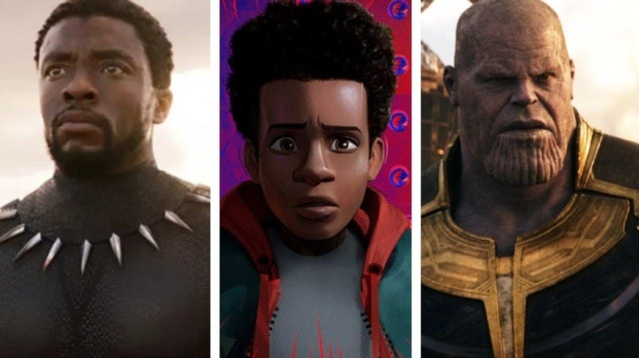 'Avengers: Infinity War', 'Black Panther', 'Spider-Verse', & More Nominated for Hugo Awards
