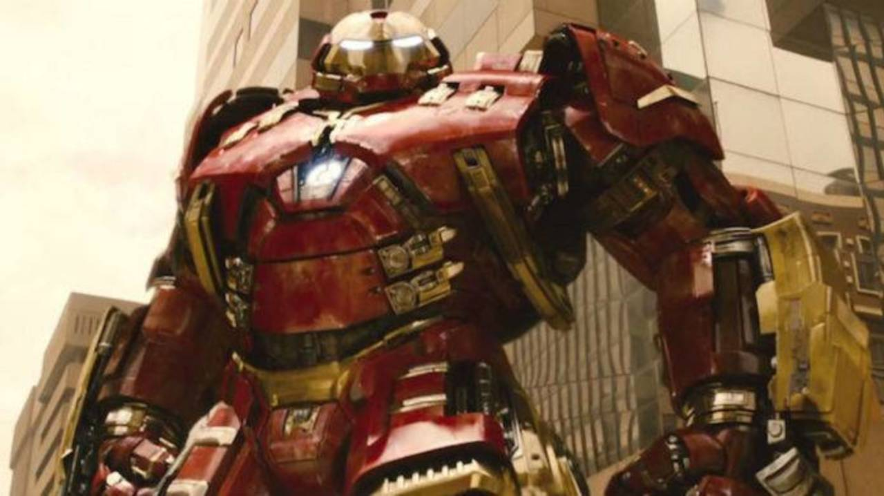 Here's What Hulkbuster Could Have Looked Like in Avengers: Age of Ultron