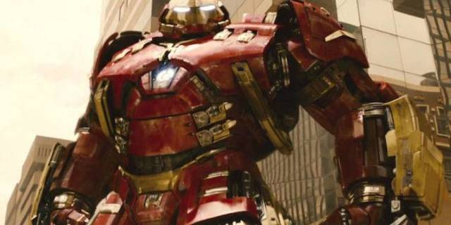 Avengers: Endgame Directors Show Off Massive Scale of Iron Man Hulkbuster Armor