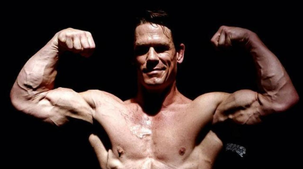 John Cena Celebrates His 42nd Birthday by Reminding Everyone He's Still Ripped