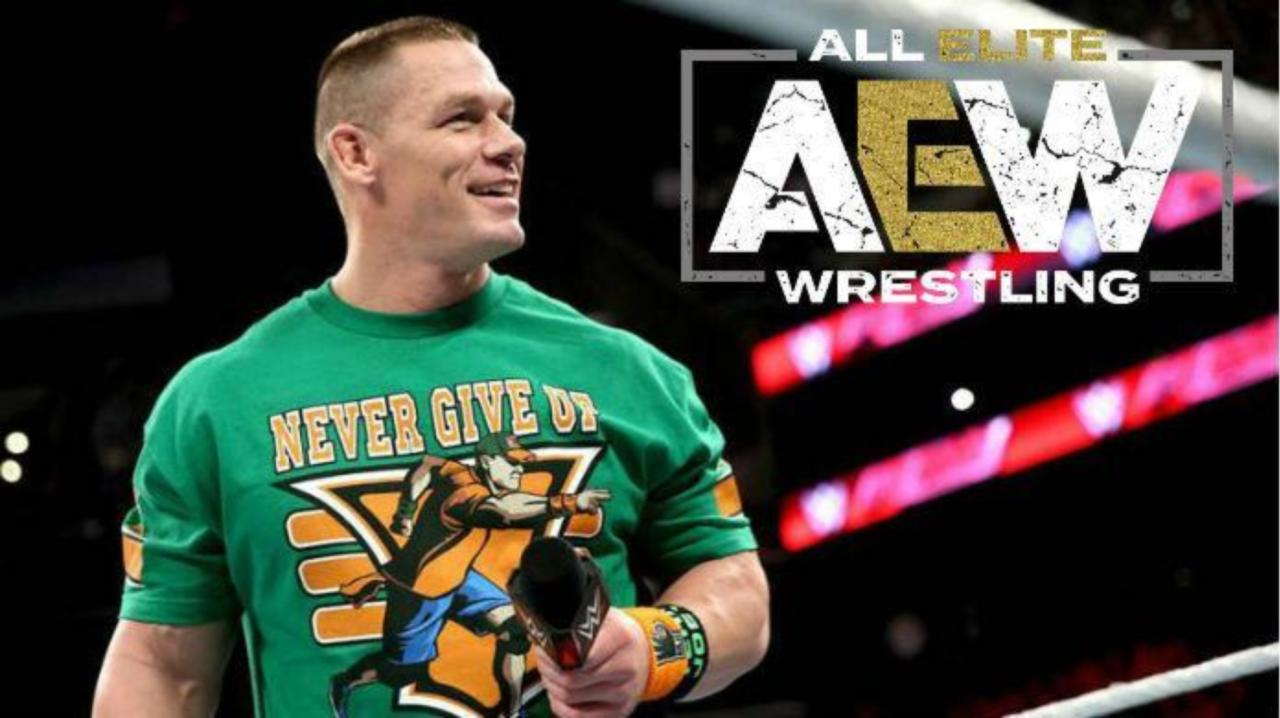 John Cena Comments on All Elite Wrestling as WWE's Competition