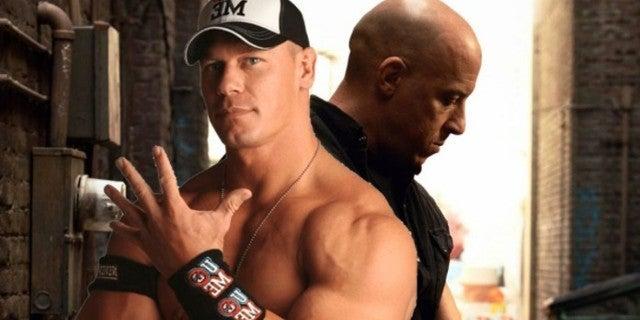 John Cena Joins Fast Furious 9 10 Cast