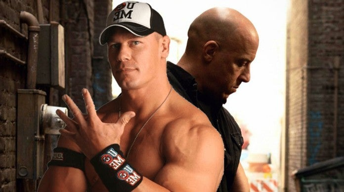 John Cena Joins Fast Furious 9 10 Cast