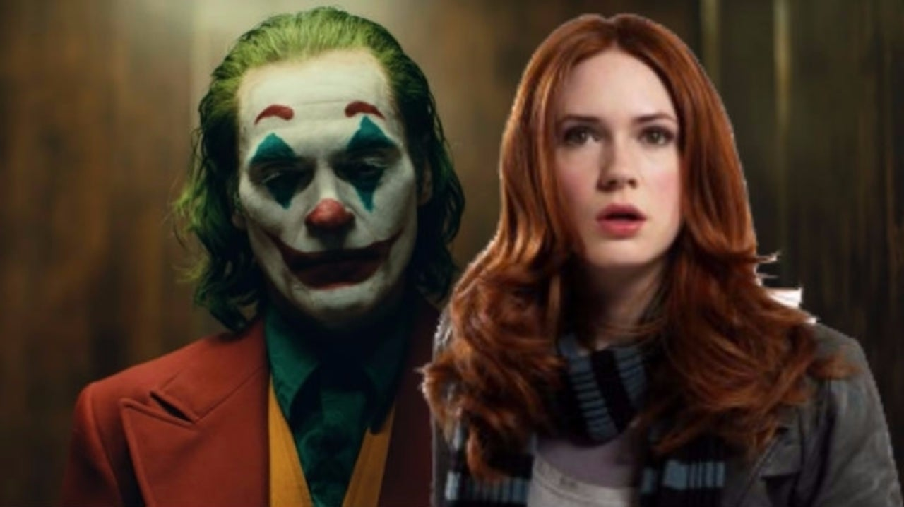 Avengers Endgame Star Karen Gillan Reacts To Joker Trailer