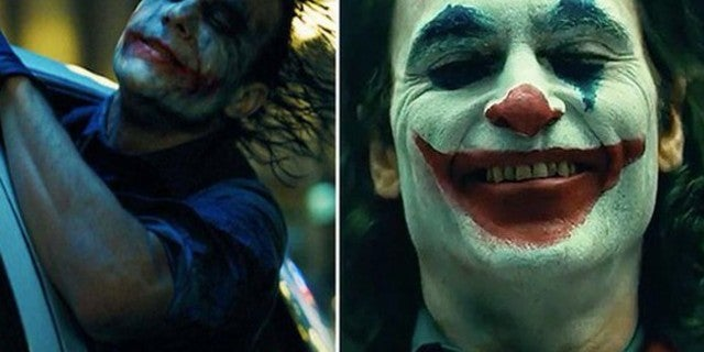 Joker Movie Joaquin Phoenix vs Heath Ledger