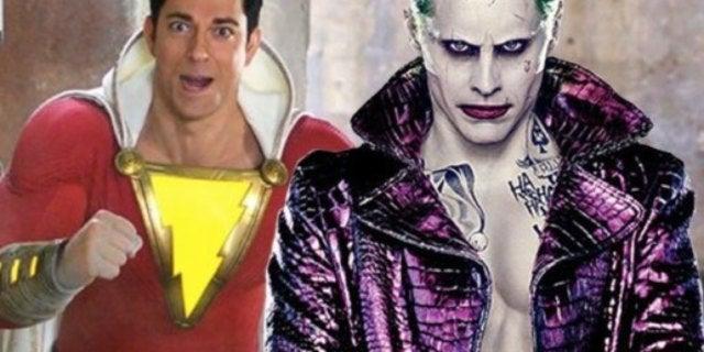 'Shazam!' Director Confirms Big Joker Easter Egg