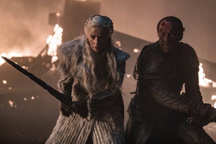 Jorah Mormont Death